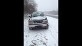 IMAGES: Snowstorm accidents in Charlotte area - (2/15)