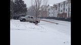 IMAGES: Snowstorm accidents in Charlotte area - (6/15)