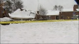 IMAGES: Roof of church collapses under weight of snow - (3/6)