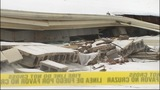 IMAGES: Roof of church collapses under weight of snow - (1/6)