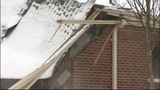 IMAGES: Roof of church collapses under weight of snow - (6/6)