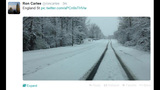 IMAGES: Ron Carlee tweets photos of road conditions - (2/4)