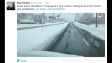 IMAGES: Ron Carlee tweets photos of road conditions - (4/4)