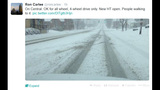 IMAGES: Ron Carlee tweets photos of road conditions - (3/4)