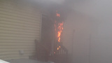 IMAGES: Fire investigator's home catches fire… - (7/9)