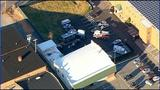 IMAGES: Hazmat crews search meth lab in… - (1/13)