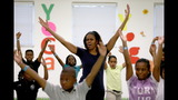 PHOTO: Michelle Obama, Amy Poehler get kids… - (1/22)