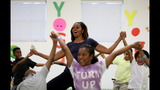 PHOTO: Michelle Obama, Amy Poehler get kids… - (4/22)