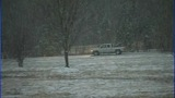 IMAGES: Snow falls in Catawba County Friday morning - (2/16)