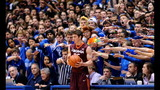 IMAGES: Regular season ends for ACC basketball - (8/25)
