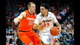 IMAGES: Regular season ends for ACC basketball - (12/25)