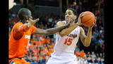 IMAGES: Regular season ends for ACC basketball - (11/25)