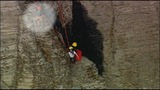 Climber issued citation for being in rescuers' way._4736004