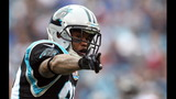 IMAGES: Steve Smith in Panthers uniform - (11/19)