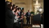 IMAGES: Obama signs memorandum on modernizing… - (9/9)