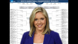 BRACKETS: Channel 9 anchors and reporters… - (7/14)