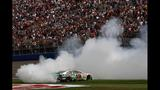 IMAGES: Action from Auto Club 400 - (1/15)