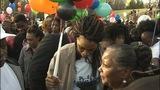 IMAGES: Randez Brown vigil - (3/12)