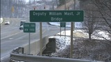 IMAGES: Bridge dedicated for fallen deputy - (2/5)