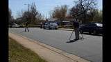 IMAGES: CMPD investigates shooting on Whisnant Street - (4/20)