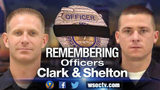 CMPD remembers Clark, Shelton as 10-year anniversary of deaths approach
