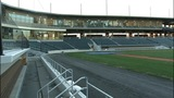 IMAGES: Knights BB&T Stadium gets ready for… - (6/18)
