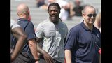 IMAGES: Clowney holds pro day in Columbia - (5/18)