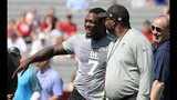 IMAGES: Clowney holds pro day in Columbia - (7/18)