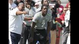 IMAGES: Clowney holds pro day in Columbia - (15/18)