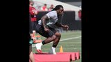IMAGES: Clowney holds pro day in Columbia - (8/18)