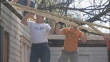 IMAGES: Firefighters help rebuild home that… - (12/15)