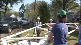 IMAGES: Firefighters help rebuild home that… - (9/15)