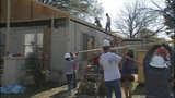 IMAGES: Firefighters help rebuild home that… - (3/15)
