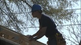 IMAGES: Firefighters help rebuild home that… - (6/15)