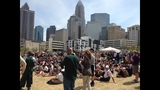 IMAGES: Charlotte Knights opening day festivities - (6/25)