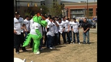 IMAGES: Charlotte Knights opening day festivities - (17/25)
