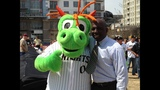 IMAGES: Charlotte Knights opening day festivities - (8/25)