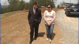 IMAGES: Jason Crisp widow Amanda talks with… - (13/13)