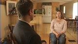 IMAGES: Jason Crisp widow Amanda talks with… - (4/13)
