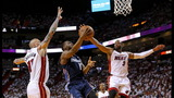 IMAGES: Bobcats fall to Heat in Game One - (8/13)