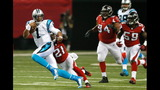 IMAGES: Cam Newton in 2013-2014 season - (10/17)