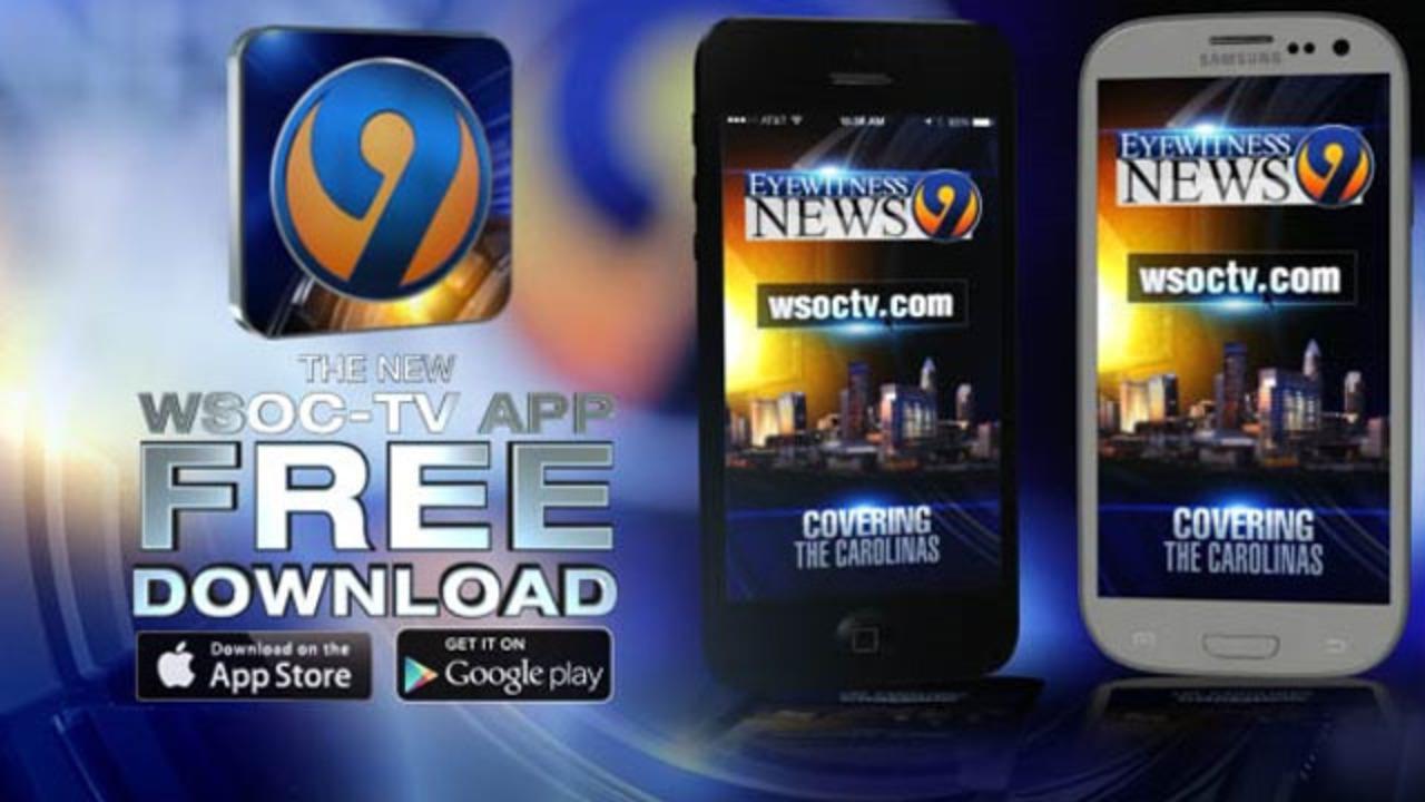 Download latest WSOC-TV Eyewitness News iPad, smartphone app