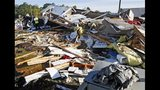 IMAGES: Eastern NC tornadoes damage homes,… - (1/7)