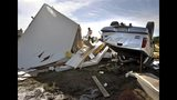 IMAGES: Eastern NC tornadoes damage homes,… - (2/7)
