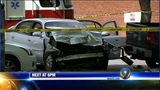 IMAGES: 2 dead after car crash in Shelby - (1/9)
