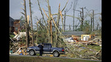 Photos: Deadly tornadoes strike central, southern US - (21/25)