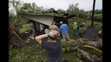 Photos: Deadly tornadoes strike central, southern US - (9/25)
