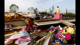 Photos: Deadly tornadoes strike central, southern US - (4/25)