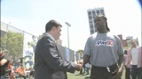 IMAGES: Clowney, Manziel at NFL Draft Wednesday - (4/10)