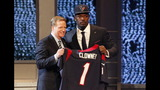 Big 22 player Clowney taken 1st overall by… - (5/14)